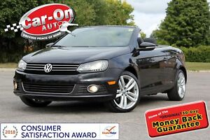 2014 Volkswagen Eos CONVERTIBLE LEATHER ONLY 51,000 KM