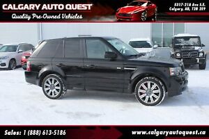 2013 Land Rover Range Rover Sport Supercharged GT Limited Editio