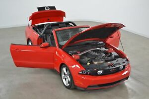 2011 Ford Mustang GT 5.0 Convertible Automatique