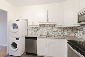 Gym/Pool/Doorman - renovated 2 bed 2 bath with washer/dryer