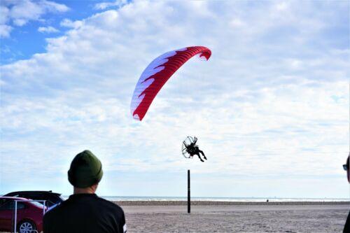 23 SQM Dominator Paraglider NEW