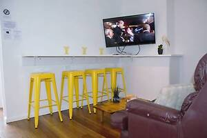 BEAUTIFUL 4 BEDROOM APARTMENT SUITABLE FOR GROUPS OF 4 TO 5 St Kilda Port Phillip Preview