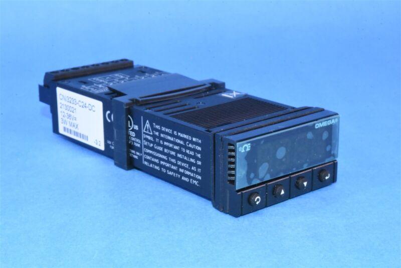 Omega CNi Series Thermocouple PID DPi Controllers CNi3233-C24-DC 12 - 36Vdc @ 3W