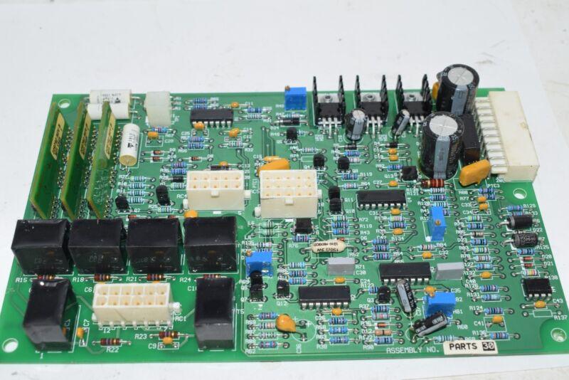 Miller Electric - 186424 - CIRCUIT CARD ASSY, CONTROL PCB Board Module