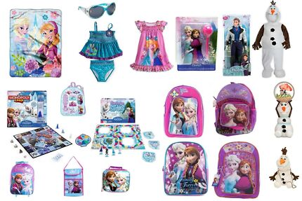 Disney Frozen Brand New prices from $5-30