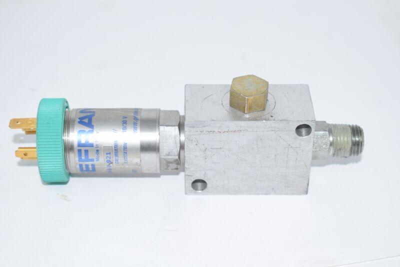 Gefran Pressure Sensor