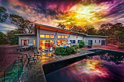 Jenolan Valley View Blue Mountains Holiday House Accommodation