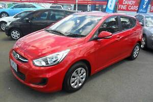 2017 Hyundai Accent Sport Hatch Automatic MY18 Dandenong Greater Dandenong Preview