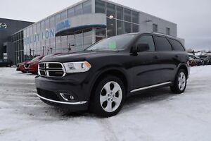2015 Dodge Durango SXT/AWD/7 PLACES/CRUISE