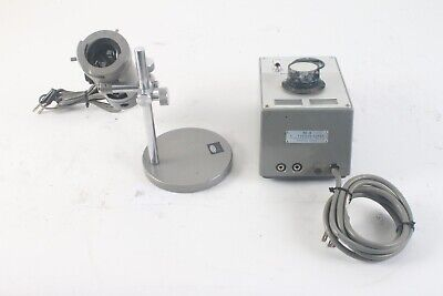 Olympus Te-ii Power Supply For Microscope W 259377 Light Source And Stand