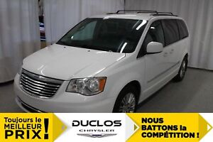 2016 Chrysler Town & Country Touring-L*CUIR*A/C 3 ZONES*CAMÉRA*B