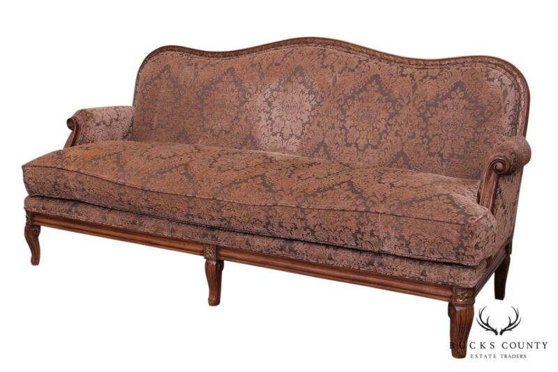 Jeffco French Louis XV Style Sofa