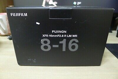 *Worldwideshipping* Fujifilm Fujinon XF 8-16mm f/2.8 R LM WR Lens