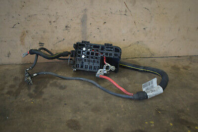 Vauxhall Corsa D 07-10 Z12XEP Battery Wires Cable Loom 55556104