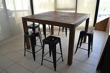 SQUARE DINING ROOM TABLE North Melbourne Melbourne City Preview