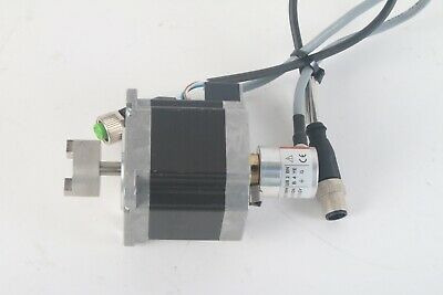 Beckhoff As1059-0120-1001 140nm Stepper Motor W 05.2420.1430.1024.5009 Encoder