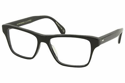 Oliver Peoples Men's Eyeglasses Osten OV5416U OV/5416/U 1005 Black Optical (Oliver Peoples Optical Eyeglasses)