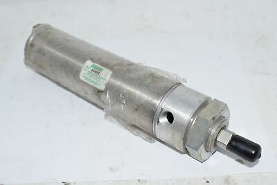 New Speedaire 6d883 5 Stroke 304 Stainless Steel Pneumatic Air Cylinder