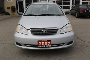 2007 Toyota Corolla CE | REAR DEFROST | CD PLAYER | AC/AIR CONDI