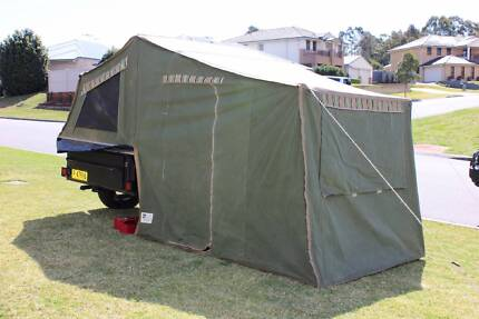 2001 Cavalier off road Camper Morpeth Maitland Area Preview