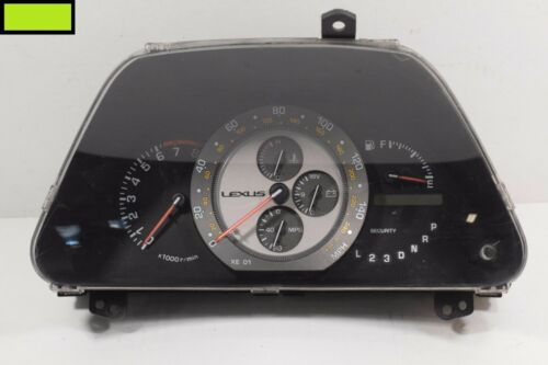 Lexus IS200 Speedometer Instrument Cluster 83800-53070