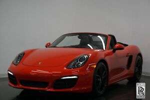 2014 Porsche Boxster S PDK - JUST ARRIVED!