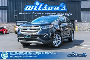 2016 Ford Edge SEL | AWD | GPS NAV | PANO ROOF | LEATHER | REAR