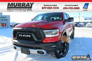 2019 Ram 1500 Rebel * Locking Diff * Trailer Brake *