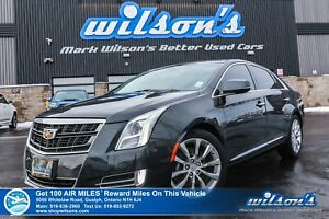 2016 Cadillac XTS Luxury Collection AWD - Leather, Panoramic Roo