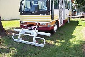1993 Nissan Civilian Motorhome Poona Fraser Coast Preview