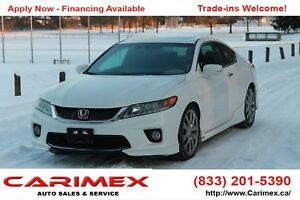 2013 Honda Accord EX-L-NAVI V6 HFP Package | NAVI | V6 | CERT...