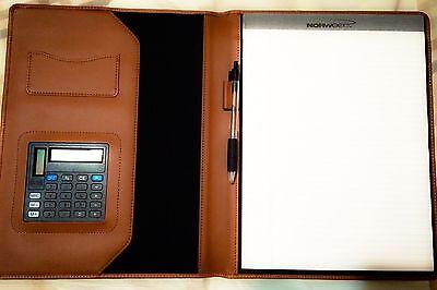 Get Free Pen Sale Large Portfolio Calculator Business Card Holder Paper