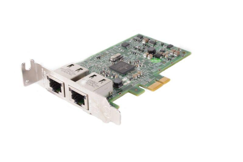 Dell Broadcom 5720 Dual Port NIC 1Gb PCIe NIC Card 557M9