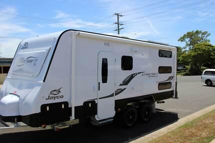 2016 Jayco Starcraft - Hire Van not for sale