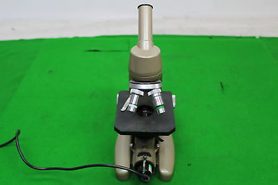 Vickers Instruments Microscope M142 Patent No 877813comes With 2 Objectives