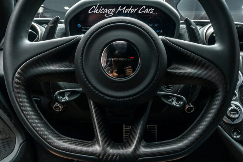 Image 14 Voiture Asiatique d'occasion McLaren 720S 2018