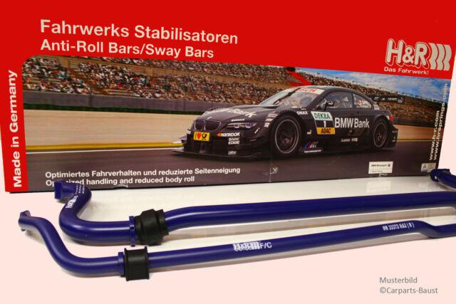 H&R STABILIZER SET VW GOLF III / VENTO 33865-1
