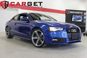 2015 Audi S5 3.0T Technik - Navigation| Sunroof| Leather| AWD