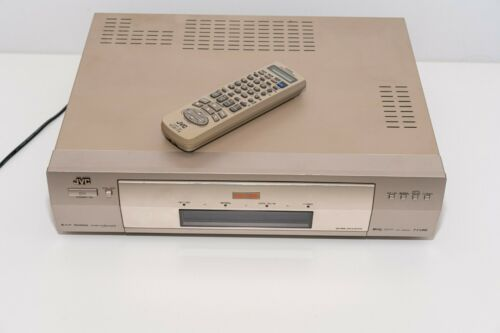 VHS - JVC HR-S9600 High-End S-VHS Videorecorder