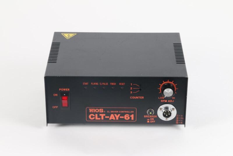 HIOS CLT-AY-61 CL Driver Controller