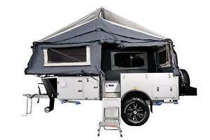 DEMO VANTAGE 2 FULL SIZED HARD FLOOR FF OFFROAD CAMPER Wingfield Port Adelaide Area Preview