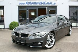 BMW 420d Coupe xDrive Aut.Sport LED*Headup*Leder*