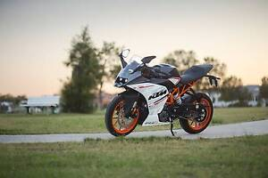 KTM RC 390 Low KMS Wishart Brisbane South East Preview
