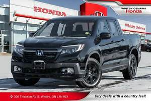 2019 Honda Ridgeline Black Edition | Black Edition Emble, Power