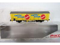 SBB H0 DC 7 DCC Roco 67579 RocoClean Reinigungswagen