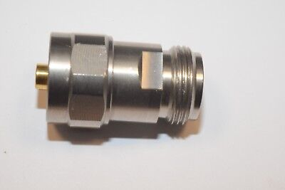 Rohde And Schwarz N Connector Adapter For Fsem Spectrum Analyzer And Others