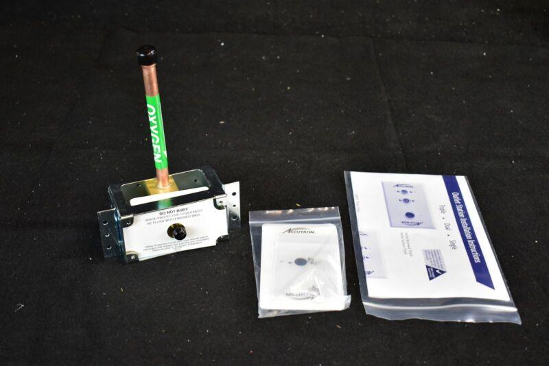 Accutron Outlet Station For Dental Nitrous Flowmeter Conscious Sedation