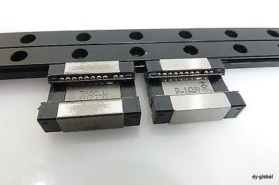 Mini Linear Actuator Bearing LWL12B+495mm IKO LM Guide THK RSR12 SRS12 CNC Route