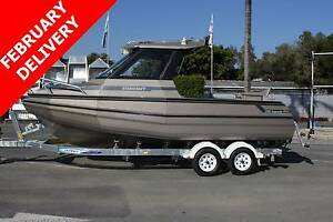 2017 Stabicraft 2100 Supercab + Yamaha 150hp 4-Stroke - NEW!!! Boondall Brisbane North East Preview