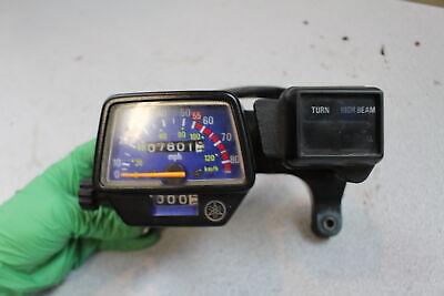 1998 Yamaha XT225 GAUGES METER SPEEDO TACH A11-1024